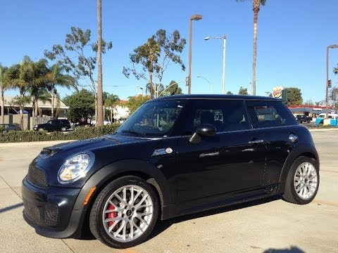 2009 Mini Cooper JCW For Sale at MiniWorx in CA