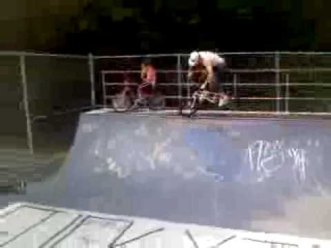 McKinley skate park