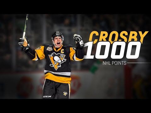 NHL 1000th Point