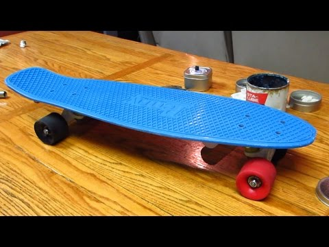 Penny Board Review, Overview, and Overhaul.  Longboard Technology