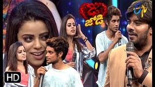 Pandu | Phalguni | Funny Joke | Dhee Jodi | Grand Finale | 11th September 2019 | ETV Telugu