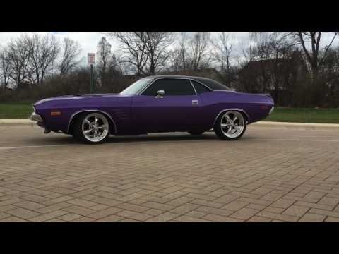 Video of Classic 1973 Dodge Challenger located in Illinois - $32,995.00 Offered by Classic Auto Haus - GMT2