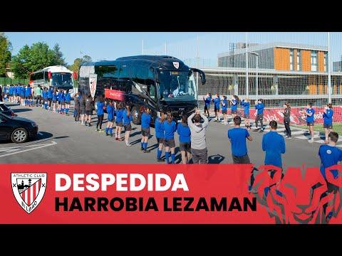 👏 Lezama send-off I Copa Final 20-21