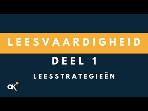 Bekijk details van Leesstrategieën