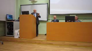 Skyway Юницкого - пирамида проф. Зылев В.Б. МИИТ  07.12.17