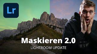 Dieses LIGHTROOM UPDATE ändert ALLES! Maskieren wie ein Profi