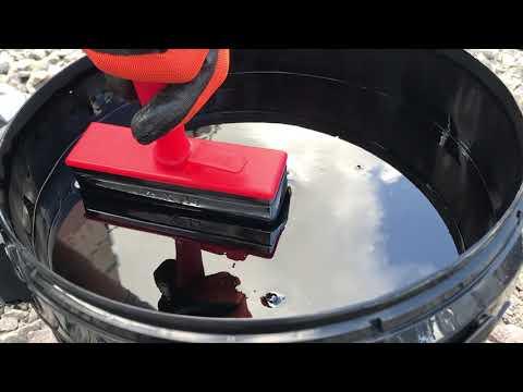 Битумная мастика Izoplast B youtube