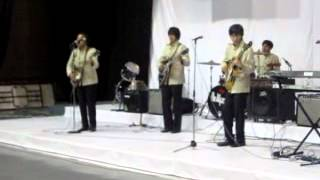 The Beagles México - Wait (The Beatles)