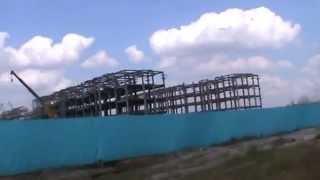 Proyek Pembangunan WHW di Sungai Tengar Kabupaten Ketapang