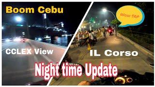 CCLEX and IL Corso at Night | Motovlog
