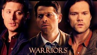 Team Free Will - Warriors