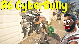 Bullying Attackers w/ Oryx in Rainbow Six Siege (Void Edge Gameplay)