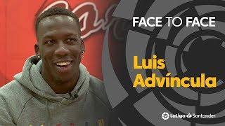 Face to Face: Luis Advíncula