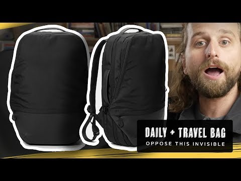 OpposeThis Invisible Carry-On Backpack