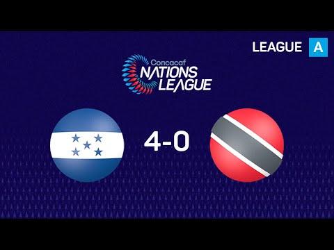 Гондурас - Тринидад и Тобаго 4:0. Видеообзор матча 18.11.2019. Видео голов и опасных моментов игры