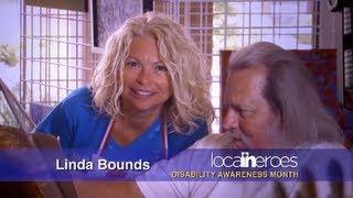 Linda Bounds, Disability Awareness Month 2013 - Local Heroes