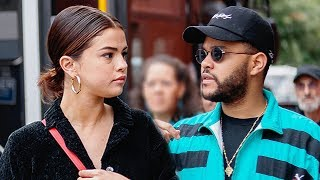 Gambar cover The Weeknd & Selena Gomez Split Details: Who Broke Up With Who & MORE