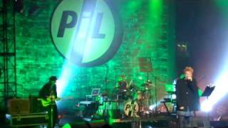 Public image limited tie me to the length of that Brixton Academy December 21st 2009