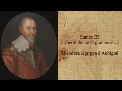 Vidéo de Théodore Agrippa d' Aubigné