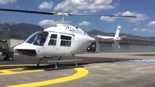 Rotorair HB-XDH Erstflug 23.04.2015 Grenchen Airport