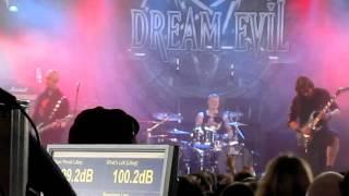 Dream Evil - Crusaders' Anthem (Live @ Metaltown, Göteborg 2010)