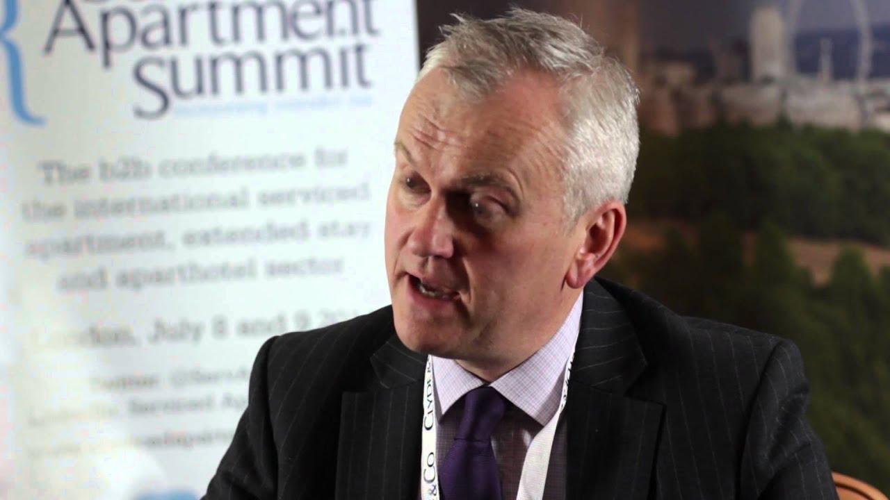 Serviced Apartment Summit interviews: David Bailey, CBRE Hotels