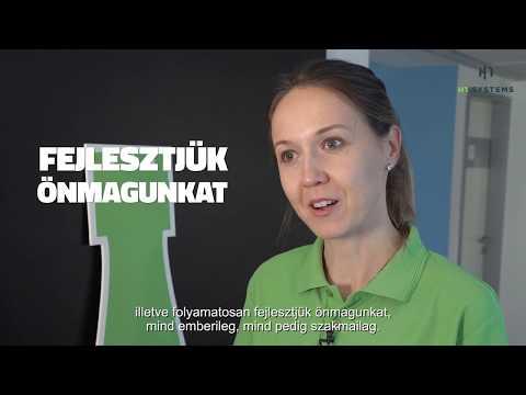 H1 Systems Mérnöki Szolgáltatások Kft. - Csapatvideó