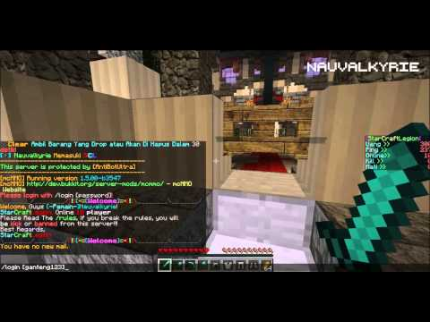 Video Minecraft - Cara Join Server! (Register & Login)
