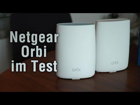 Netgear Orbi RBK50 set