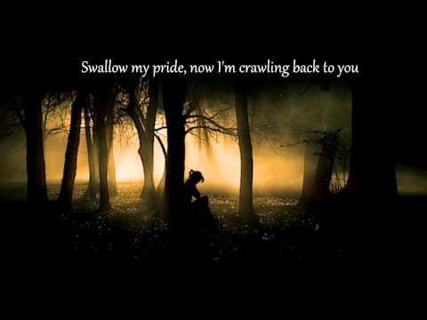 Daughtry - Crawling back to you 2011 Lyrics HQ