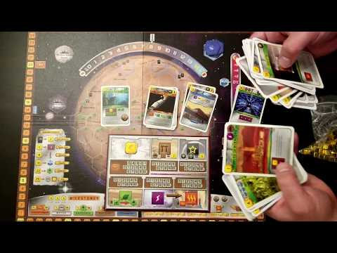 Terraforming Mars Review and Gameplay Basics
