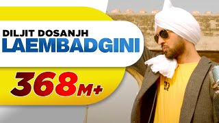Laembadgini (Full Song) | Diljit Dosanjh | Latest Punjabi Songs 2016 | Speed Records