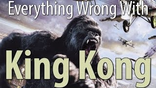 Everything Wrong With King Kong (2005) In 10 Minutes Or Less
