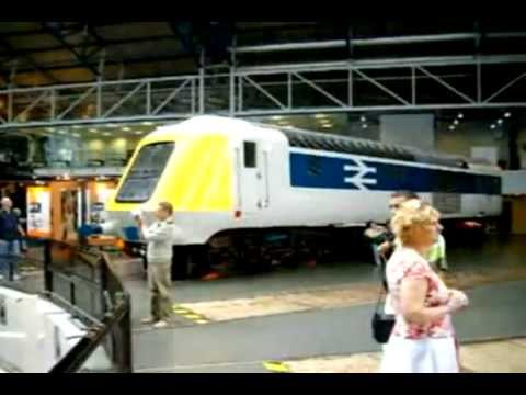 The National Railway Museum York in 2010