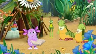 Лунтик и его друзья -  Книжные приключения.Мультфильм для детей.