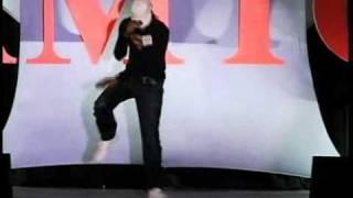Damien Horne  Dances @  AMTC 2009
