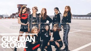 Gugudan(구구단)   'Not That Type' Official Instrumental