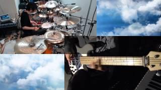 abingdon boys school - INNOCENT SORROW - Drum & Bass Cover