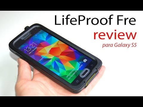 funda LifeProof Fre para Samsung Galaxy S5