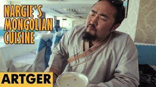 Nargie's Mongolian Cuisine: MILK TEA (Mongolian Borts Flavored Milk Tea Suutei Tsai)