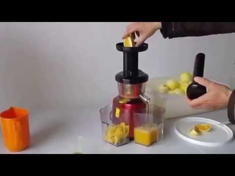 Exprimidor licuadora de frutas y verduras para zumo y batidos Tricjardineria