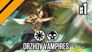 Bo3 Constructed - Orzhov Vampires P1