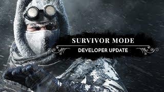 Frostpunk Update 1.1.0 | Survivor Mode