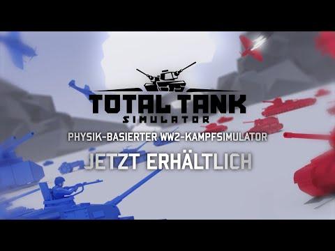 Total Tank Simulator | Launch Trailer | Steam