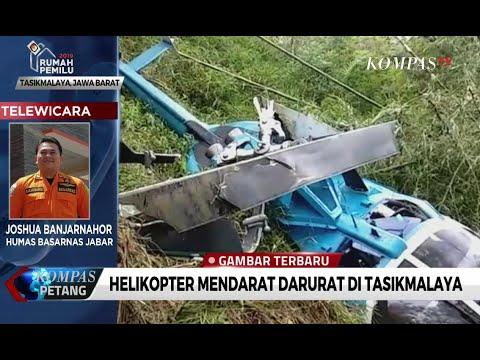 Helikopter Jatuh di Tasikmalaya, Humas Basarnas Jabar: 4 Korban Selamat