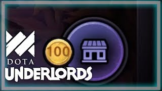 Finishing With 100 Gold! Dragons Hoard OP - Savjz Dota Underlords