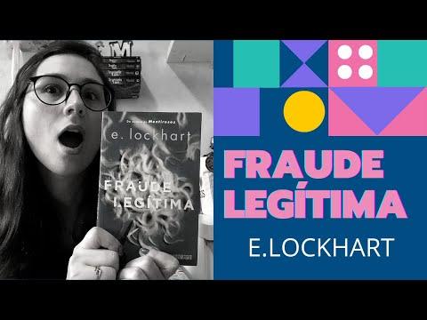 FRAUDE LEGÍTIMA - E.LOCKHART - Resumo e opinião ?????