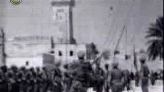 Original footage of the entree of Israeli forces into eastern part of Jerusalem