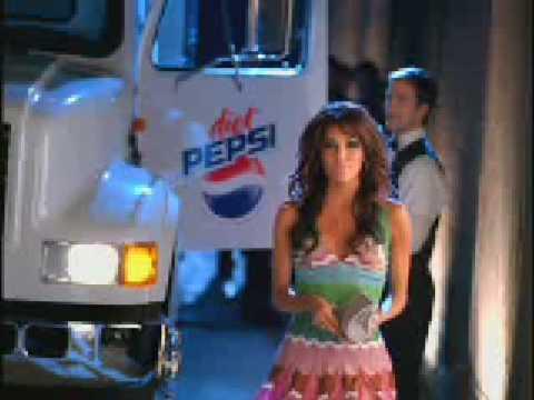 Módní trendy podle Pepsi