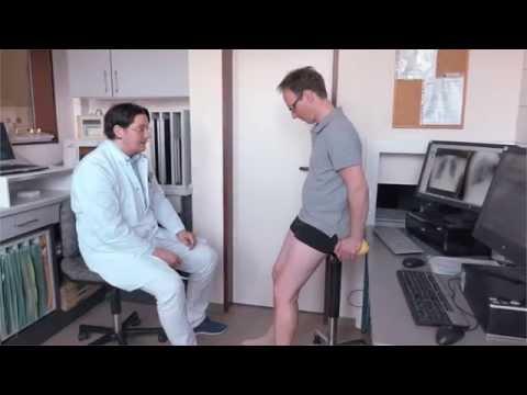 Die Valgusdeformation des Fusses bei den Kindern der Doktor komarowski